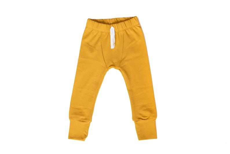 Marigold  Baby Leggings  SLIMS  Skinny pants for baby  image 0