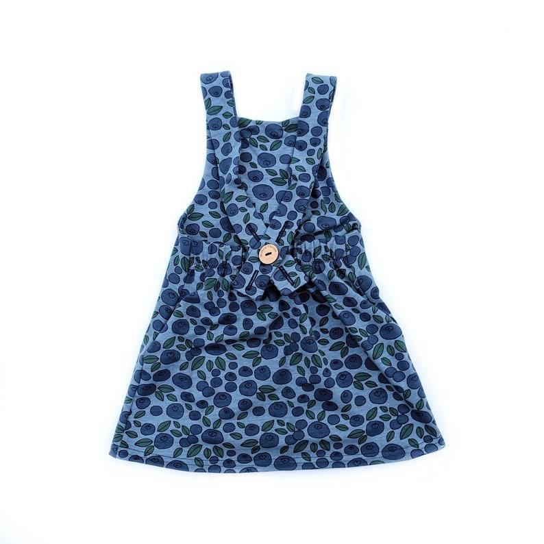 Toddler girl dress  organic baby clothes  thanksgiving image 0