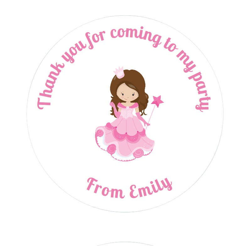 40 x Personalised Pink butterfly labels//stickers//birthday//party//cake//sweet//bag