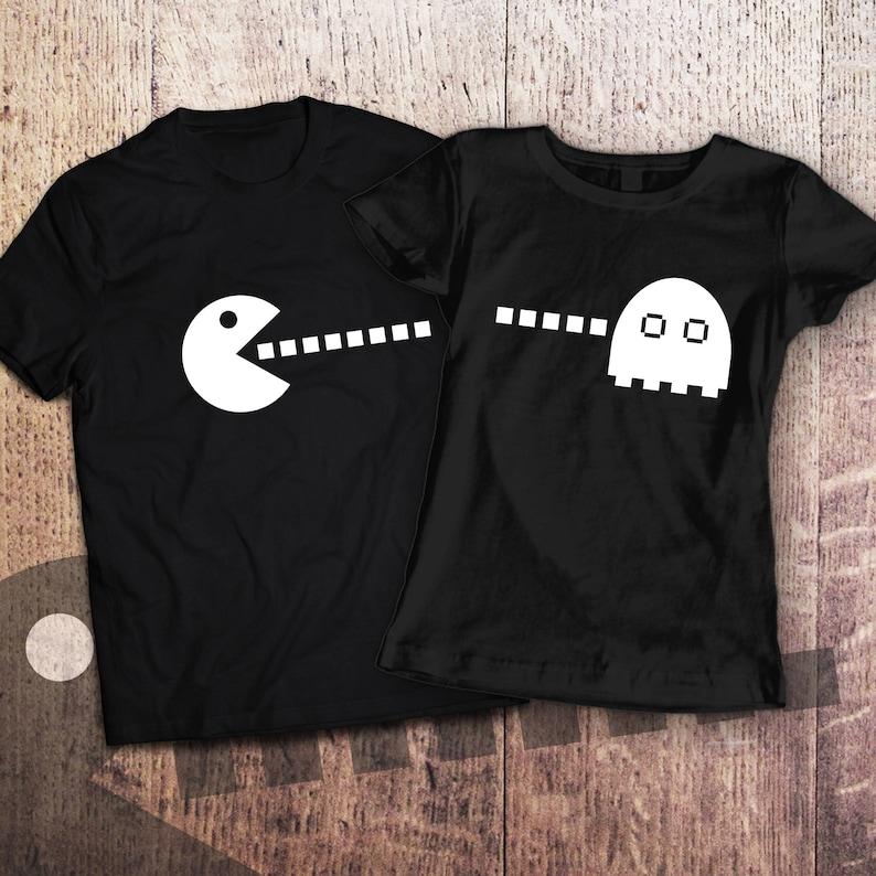 127b954ddef15 Coincidencia de camisetas pareja es divertido regalo de