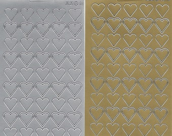 Peel Off stickers A New Baby Boy silver//gold x 2 sheets Girl