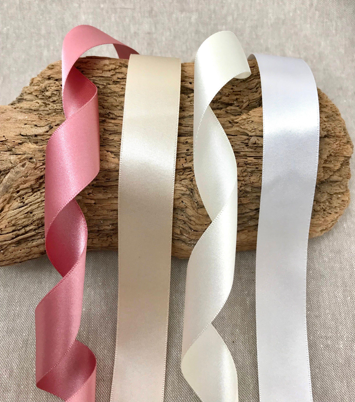 "Berisfords UK Best Quality 15MM//5//8/"" Double Satin Ribbon Choose Colour x 5 Metre"