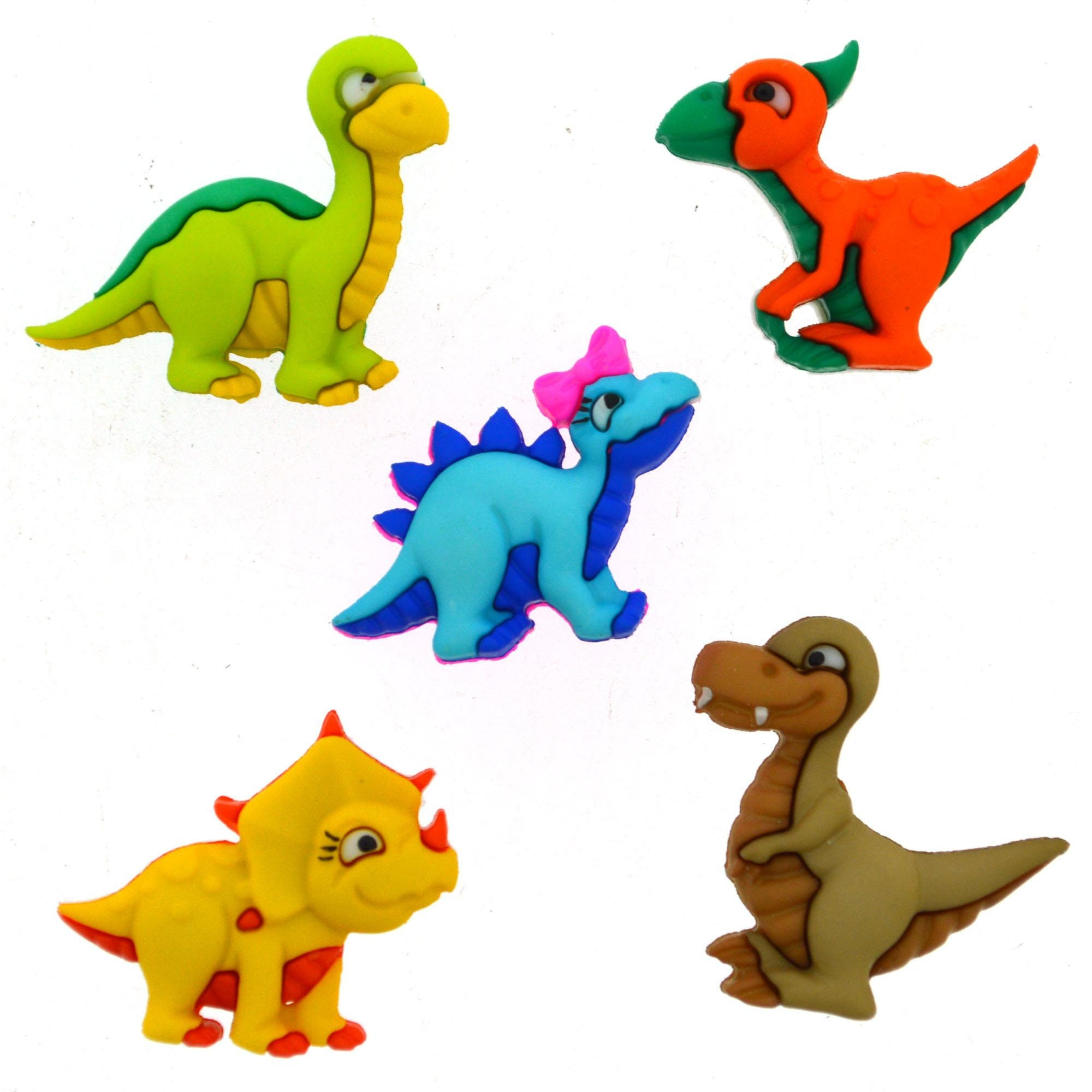 Action Figures Bright Dinosaur Toy Figure Bundle