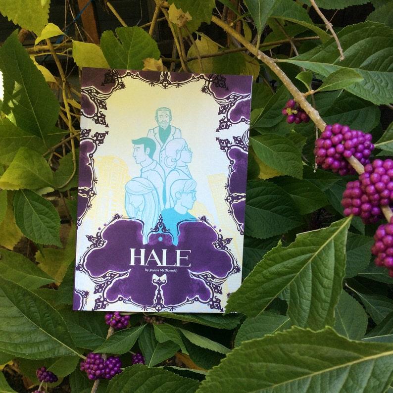 Hale: A graphic novel / comic book image 0