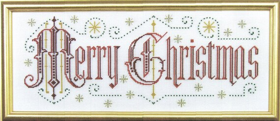 Merry Christmas In Dutch.Merry Christmas By Dutch Treat Designs Counted Cross Stitch Pattern Chart