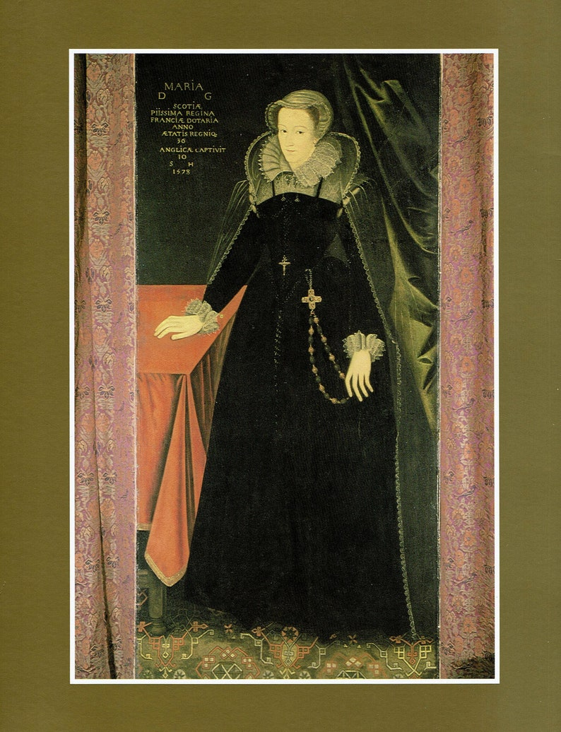 Author The Needlework of Mary Queen of Scots by Margaret Swain