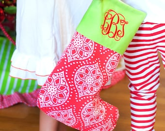 Noel Holiday Stockings - Personalized