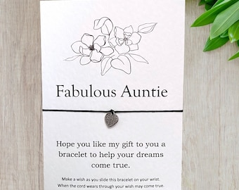 Golden Auntie Kit with Star-Customizable Text-Gift Christmas