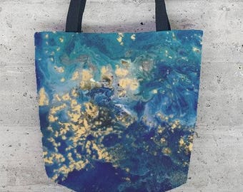 4a4c39e7a Starry Starry Night tote bag canvas