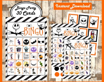 photo regarding Pokeno Cards Printable referred to as Jack and bingo Etsy