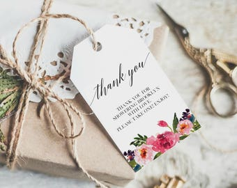 favor tag template etsy