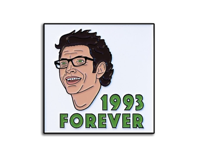 1993 Forever Pin
