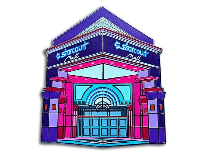 1985 Mall Pin