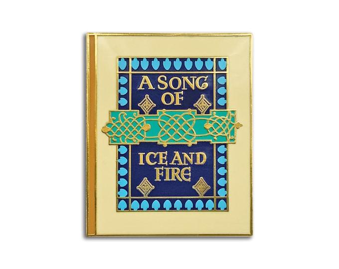 ASOIAF Book Pin