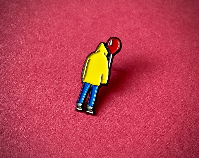Derry Boy Pin [Tiny!]