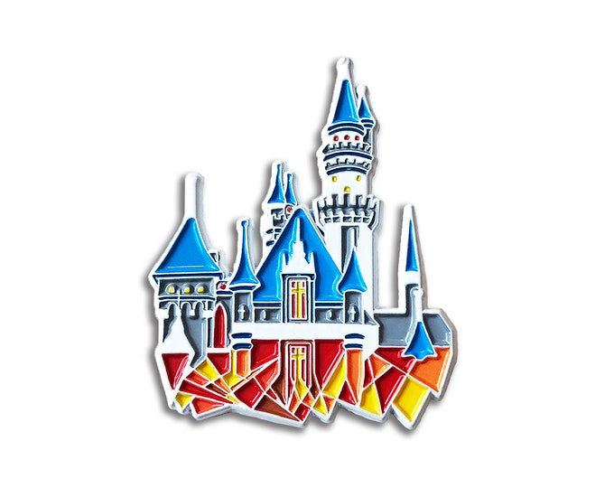 Enchanted Castle Pin