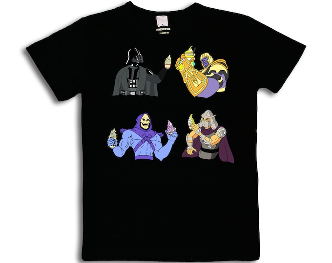 Dole Villains T-Shirt [Only 1 Left!]