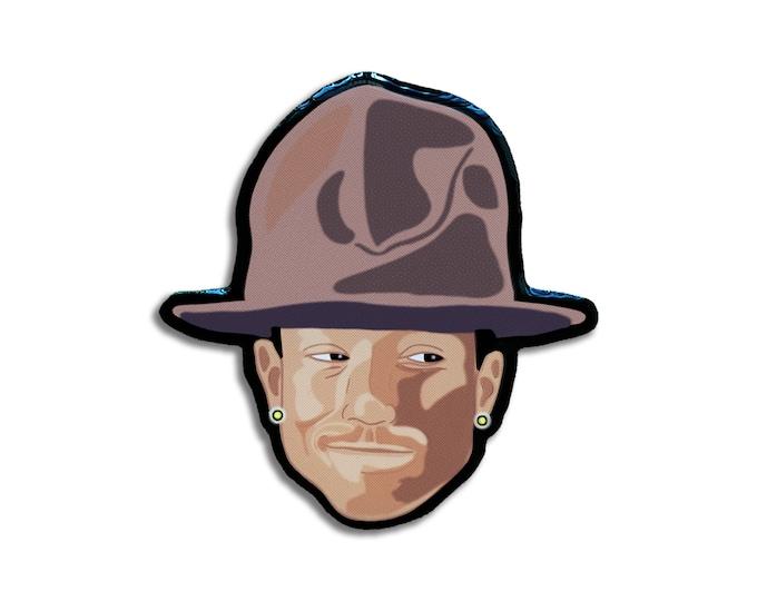 Big Hat Pin