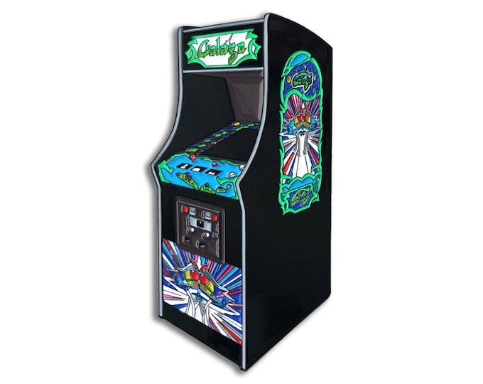 Alien Arcade Pin