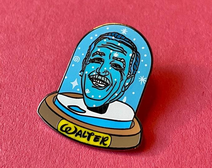 Frozen Walt Pin