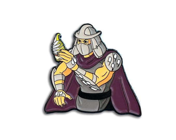 Shred Whip Pin