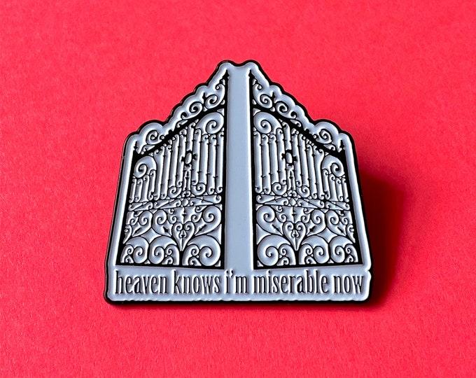 Heaven Knows Pin