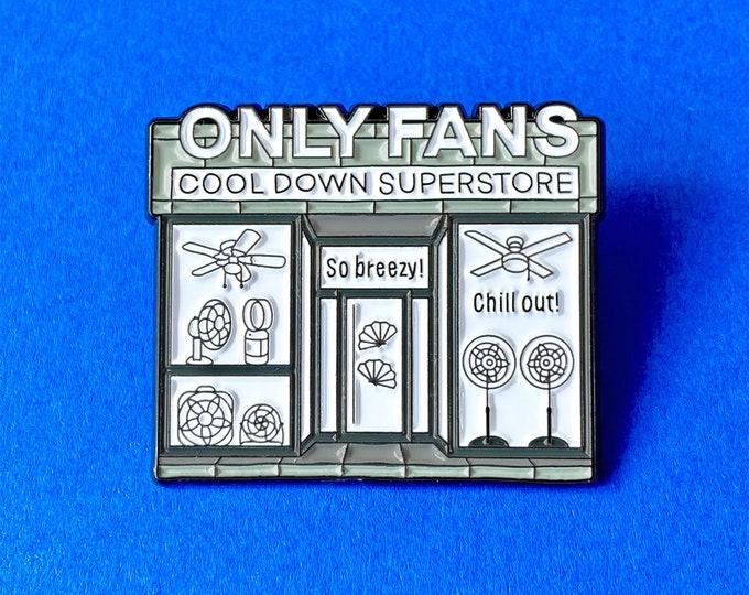 Fan Store Pin