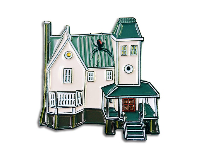 Deetz House Pin