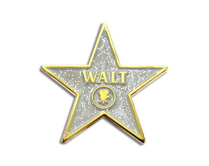 Walt Star Pin