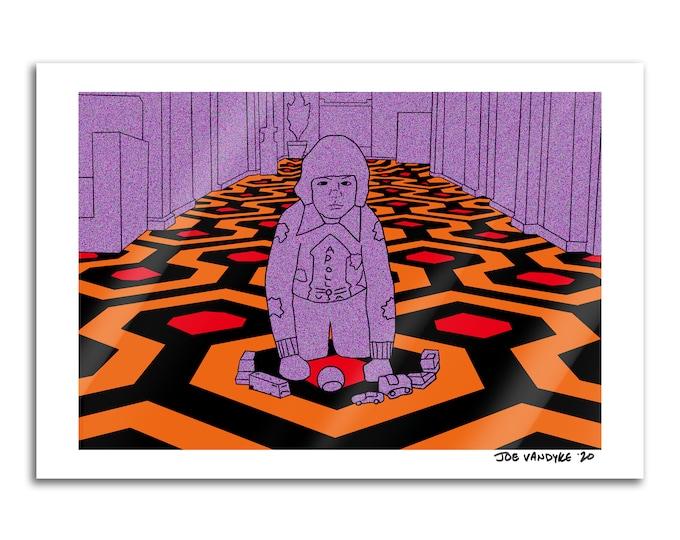 Danny Torrance 13x19 Print