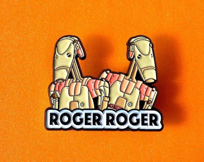 Roger Roger Pin