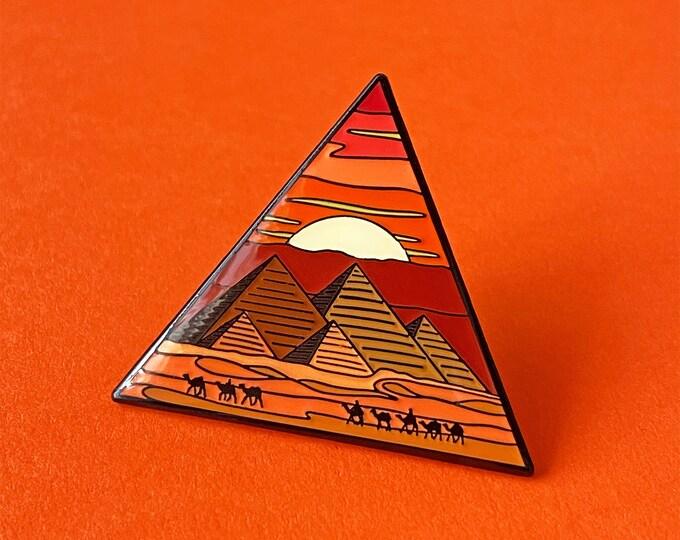 Great Pyramids Pin