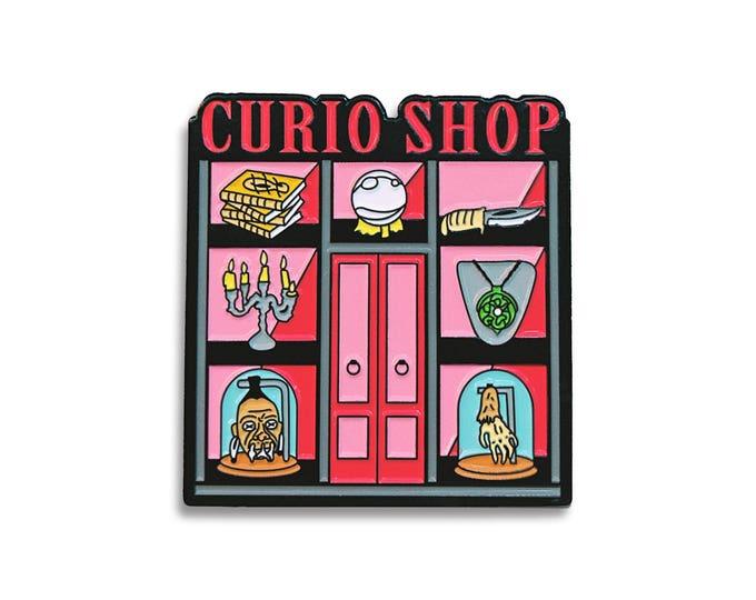 Curio Shop Pin