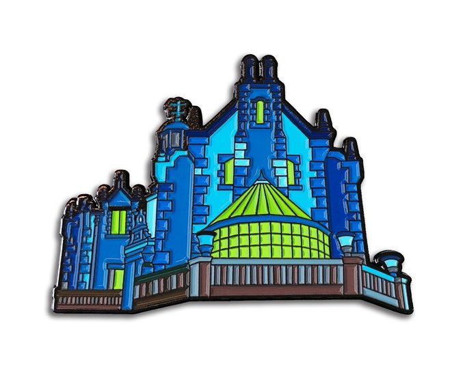 Magic Kingdom Mansion Pin