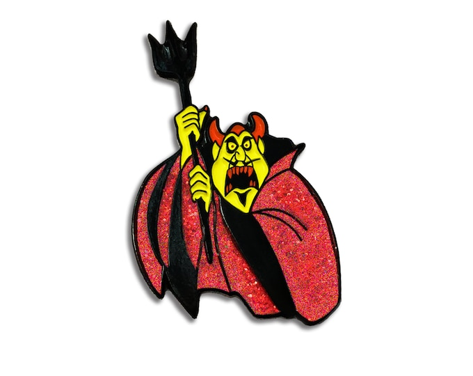 Mr Toad's Devil Pin