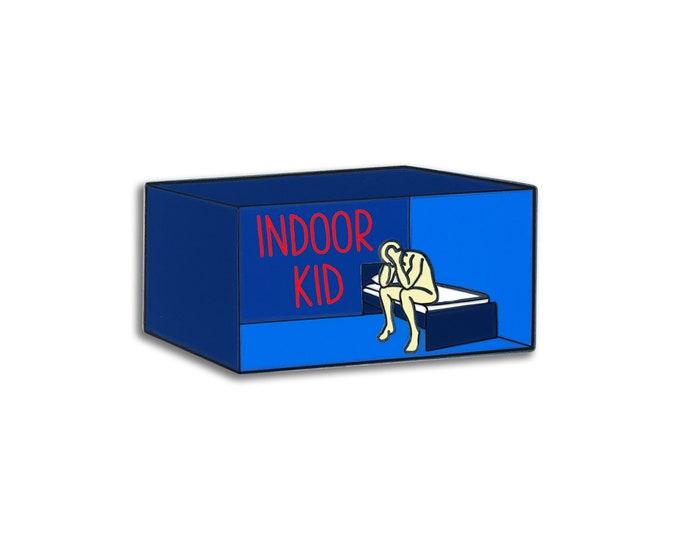 Indoor Kid Pin