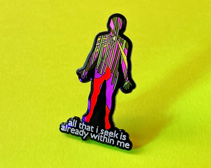 Within Me Pin