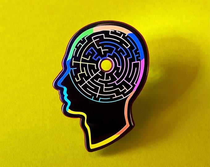 Head Maze Pin