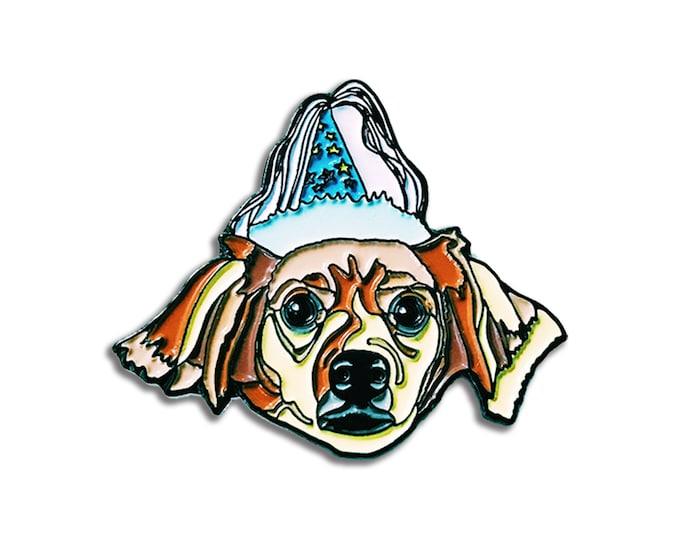 Party Dog! Pin
