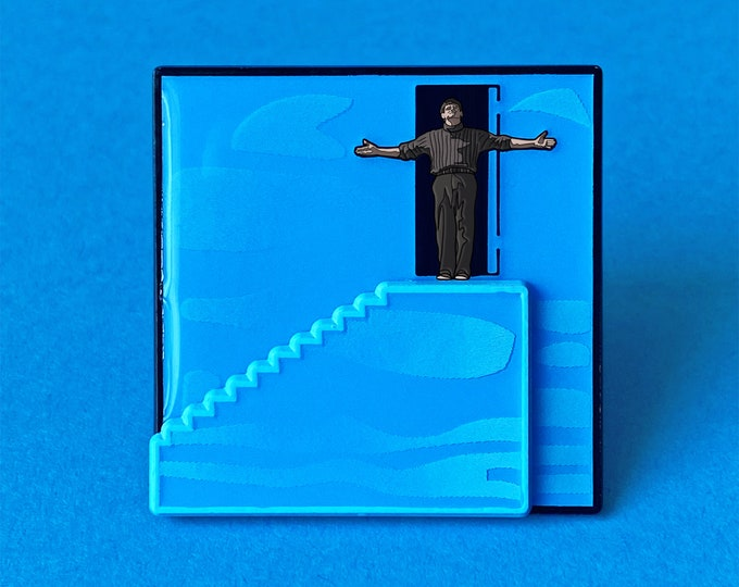 Transcendent Escape Pin [2 Layers!]