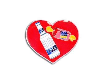 Love Buzz Pin