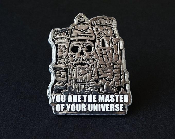 Universe Master Pin