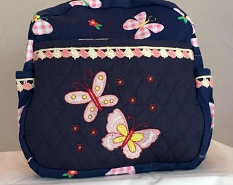 Tiny Tots Butterfly Backpack