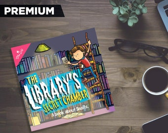 Custom Illustrated Children's Book - You Write It, We Illustrate and Design It! Bring Your Book Idea to Life!