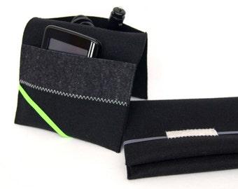 Quadu Navidu – Hard Drive bag – Navitasche