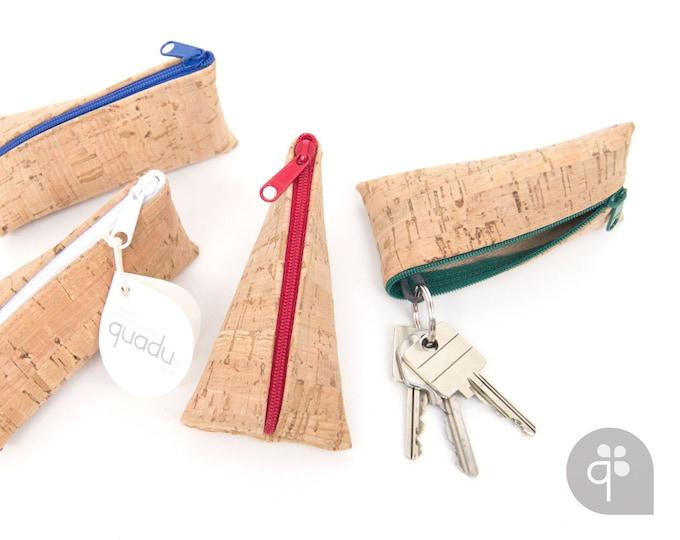 quadu key case cork - key case