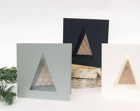 Quadu Christmas Cards 3 Set