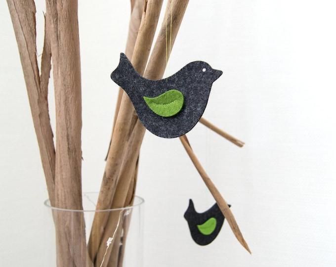 quadu DIY set / birds 9-piece