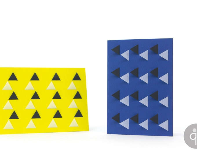 quadu 3D folding card