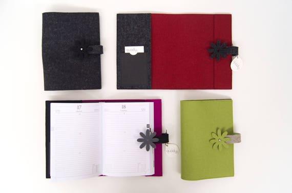 quadu Book Case - Calendar Case 2020 - Flower